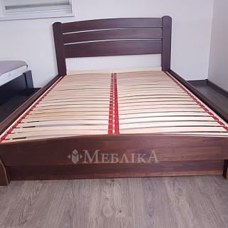 Дерев'яне ліжко Селена Аурі від виробника Естелла