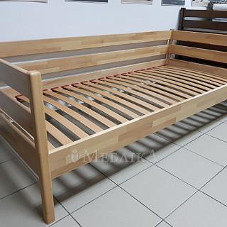 Дитяче ліжко Нота - натуральний бук