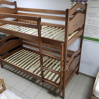 Двох'ярусне ліжко Вінні Пух Дрімка 80x190 - 114