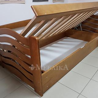 Колобок Ліжко 80*190 з підйомником - 107