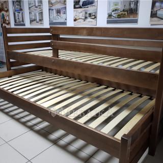 Сімба - ліжко з додатковим висувним спальним місцем - 116