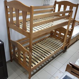 Двоярусне ліжко Сонька - 101