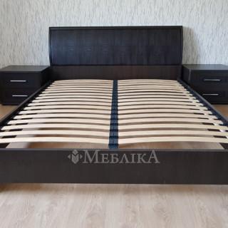 """Ліжко 160 """"Токіо"""" (Мебель-Сервіс)"""