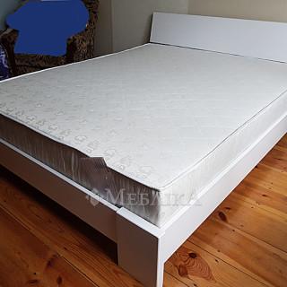 Матрац Джолі зима-літо 1,6*2м, ліжко Титан