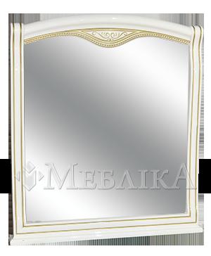 Дзеркало Поліна Нова пінополіуретанове з округленням