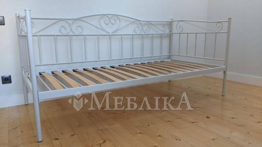 Металеве ліжко під матрац 90х200 см виробник Сігнал Бірма/Signal Birma 90x200