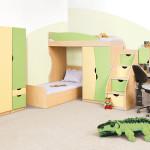 Багатофункціональні дитячі меблі Саванна комплект або окремі елементи