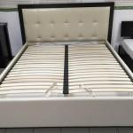 Елегантне та надійне ліжко з підйомним механізмом Мішель