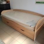 Безпружинний матрац Largo Super Slim для дітей або поверх дивану