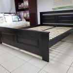 Вишукане двоспальне ліжко з масиву бука Клеопатра