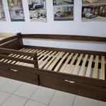 Дерев'яне дитяче ліжко Карлсон