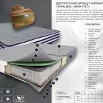 Популярний ортопедичний матрац Онікс з інноваційних матеріалів