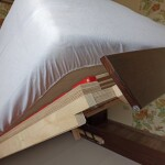 Високоякісний бавовняний наматрацник із високим бортом до 30 см