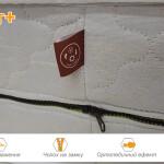 Комфортний матрац з пружинами в кишенях з кокосовим волокном Скарлет Плюс