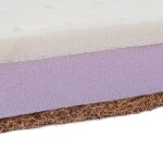 Екологічний топер COCOS-LATEX з натуральних наповнювачів