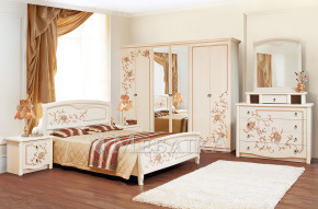 Оригінальний спальний гарнітур з малюнком Ванесса