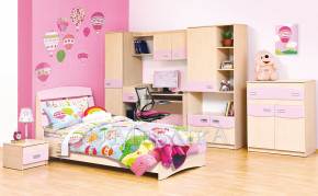 Практичні меблі для дитячої кімнати Террі