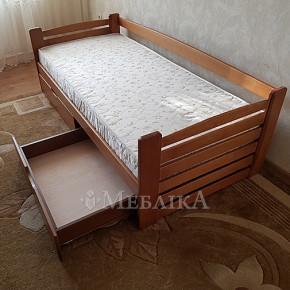 Дерев'яне дитяче ліжко «Карлсон»