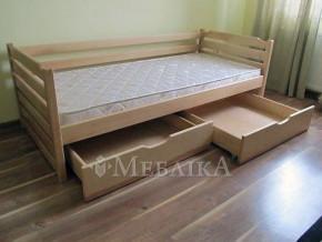Букове ліжечко для дітей «Котигорошко»