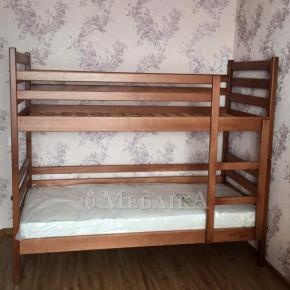 Мінімалістське дерев'яне ліжко-трансформер Шрек