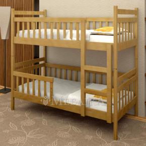 Ліжко-трансформер з масиву бука Том і Джеррі