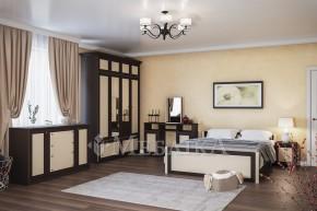 Практичний спальний гарнітур Лотос у стилі мінімалізм