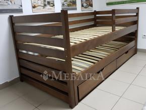 Ліжко-трансформер з висувним спальним місцем Сімба