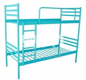 Двоярусне ліжко з металевої труби