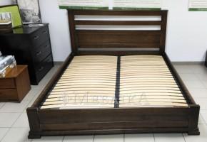 Вишукане й довговічне ліжко з бука Лорд