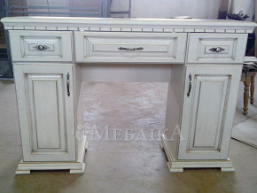 Довговічний дубовий туалетний столик Еліт