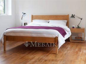 Лаконічний і вишуканий дубовий спальний комплект Фаворит-М