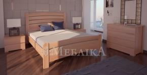 Ясенове ліжко з підйомним механізмом чи шухлядами Сідней 3
