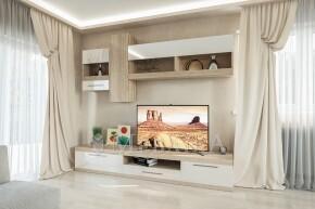Стильні меблі для вітальні Пальміра з навісними тумбами