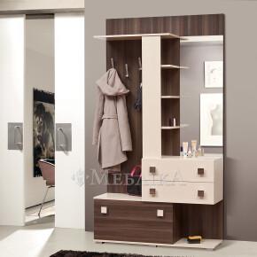 Стильні асиметричні меблі для передпокою Соната