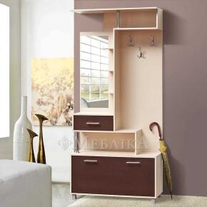 Меблі для прихожої Аміна з оригінальними формами