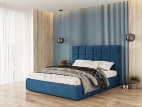 Розкішне м'яке ліжко Сантьяго з підйомним механізмом